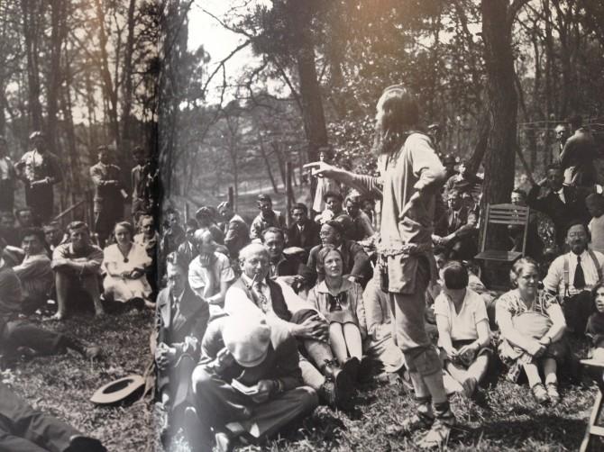 vagabundenkongress 1929